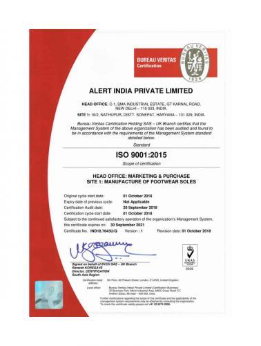 alert-certificate