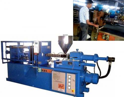 Horizontal Extrusion Machine for PVC Sole